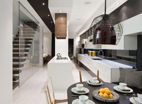 Gorgeous Modern Interior Design by Cecconi Simone