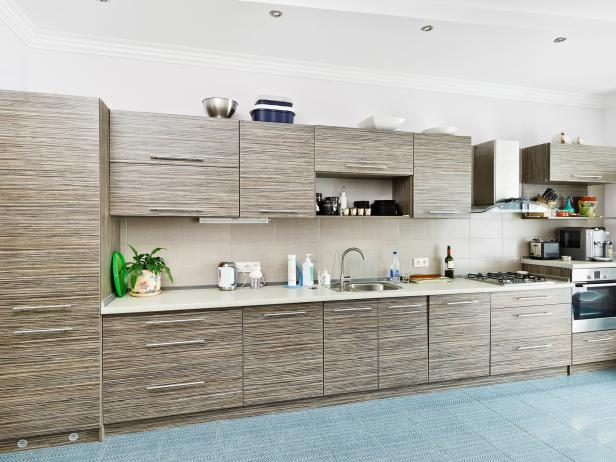 Modern Kitchen Cabinet Doors: Pictures, Options, Tips & Ideas | HGTV