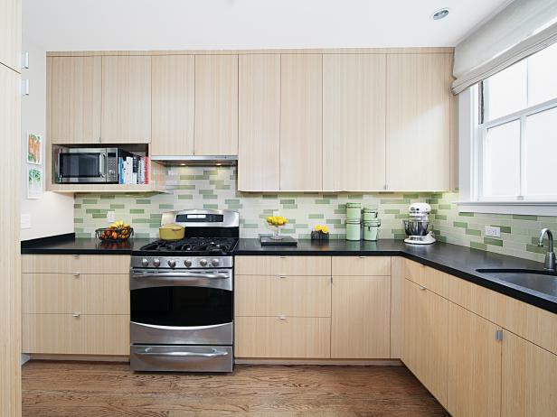 Modern Kitchen Cabinet Doors: Pictures & Ideas From HGTV | HGTV