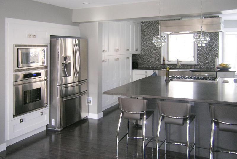 Modern Kitchens Edmonton | Local Pages | Merit Kitchens Ltd.