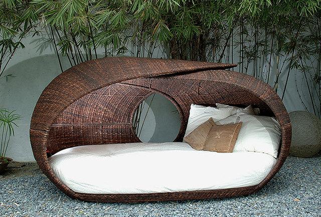 modern garden furniture | Living Blog