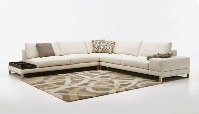 Looking for modern sectional sofa for your dining room? Lady Builder