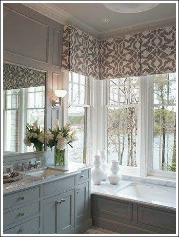 Modern Window Treatments - Inspirational ideas! | Diy | Modern