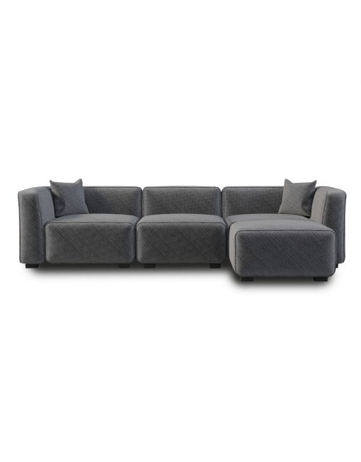 Soft-Cube: Modern Modular Sofa Set | Expand Furniture - Folding