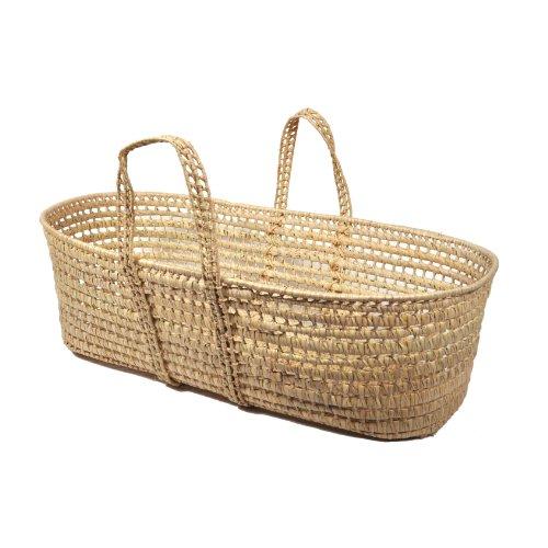Amazon.com : All Natural Organic Moses Basket : Baby