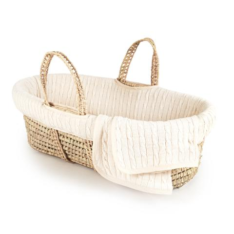 Why do we need a mosses basket   for the baby?