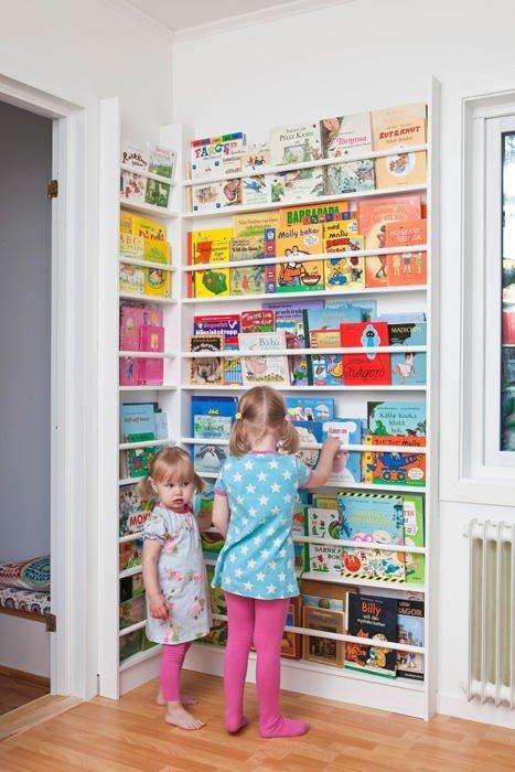 Wall Mounted Bookshelves For Kids - Ideas on Foter