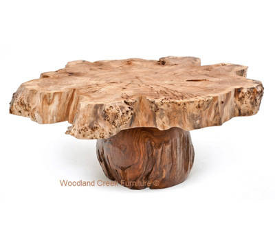 Buy unique and attractive   natural wood furniture for your house