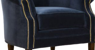 Best Navy Club Chair Products on Wanelo
