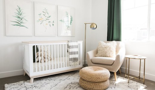 75 Most Popular Nursery Design Ideas for 2019 - Stylish Nursery
