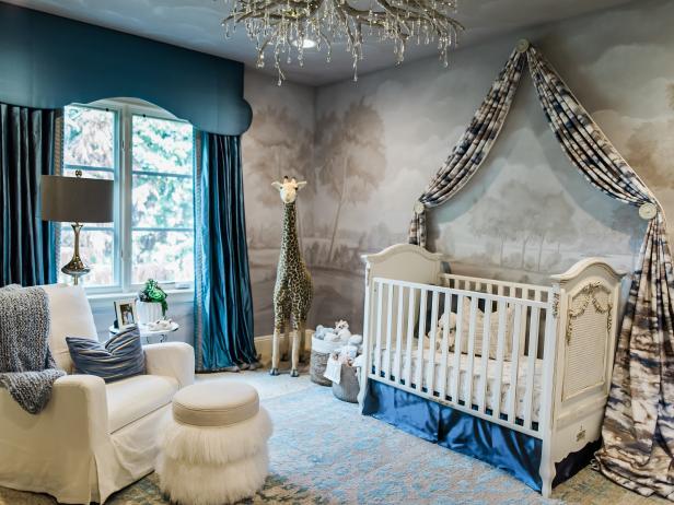 Baby Room Ideas, Nursery Themes and Decor | HGTV
