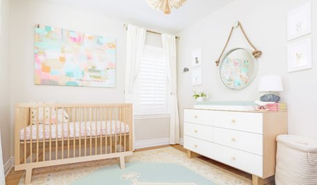 Here Are Some Nursery Ideas: