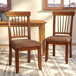 Light Oak Dining Chairs | Wayfair