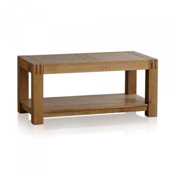Oak Coffee Tables | Solid Wood Coffee Tables | Oak Furniture Land