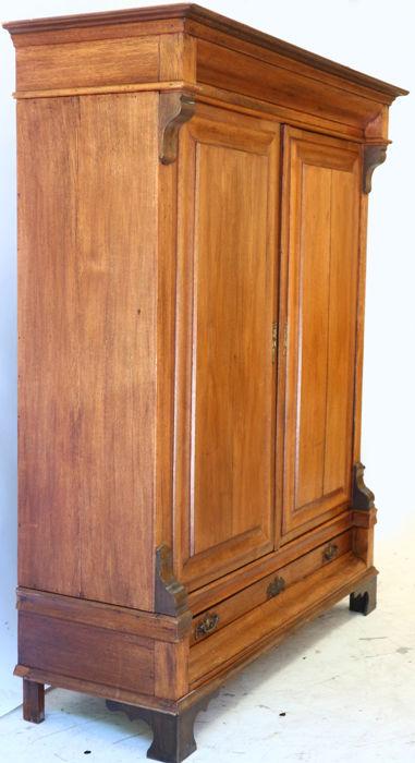 Louis XVI oak wardrobe, Netherlands, 19th century - Catawiki