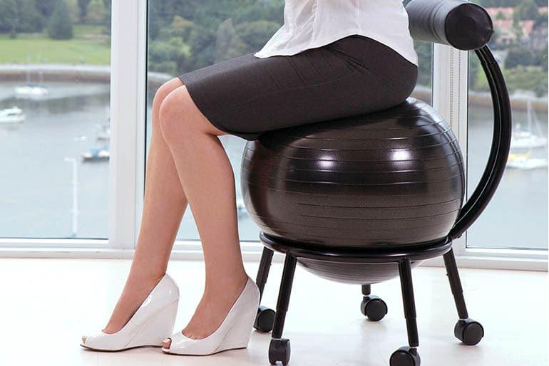 10 Best Office Ball Chairs Reviews 2019 | BestViva