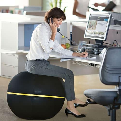 16 Best Balance Ball Chairs For Sitting Behind A Desk u2013 Vurni