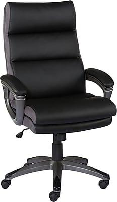 Staples Rockvale Luxura Office Chair, Black | Staples