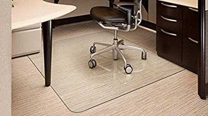 Amazon.com : Vitrazza Glass Office Chair Mat 42