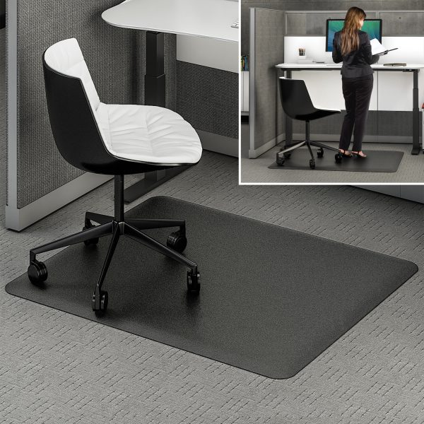 Ergonomic Sit Stand Mat | Chair-Mats.com