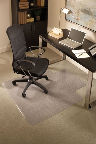 Office Chair Mats - Office Floors Mats | Consolidated Plastics