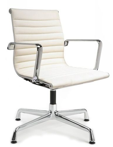 AG Management Chair With No Wheels | Work. | Pinterest | White desk