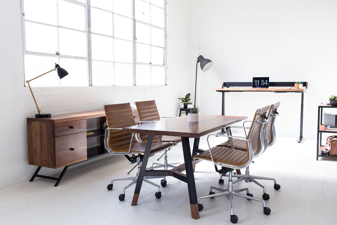Benefits of office furniture