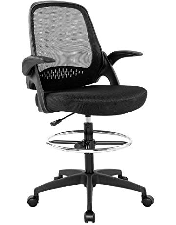 Office Drafting Chairs | Amazon.com | Office Furniture & Lighting