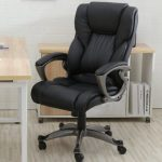 Install office leather chairs   and add style to your office