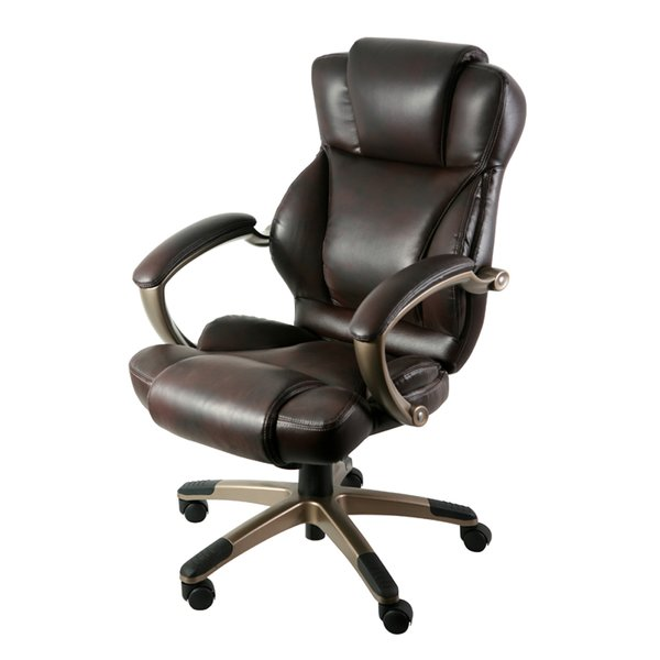 Leather Office Chairs You'll Love   Wayfair