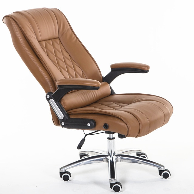 Leisure Lying Simple Modern Office Computer Chair Lifting Swing