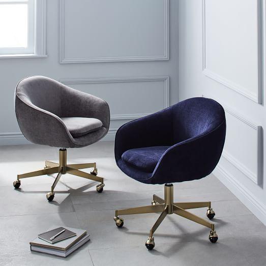 Alys Swivel Office Chair | west elm