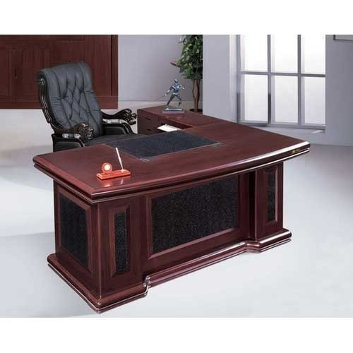 Wooden Office Table, Rs 26000 /piece, Designer Furniture | ID