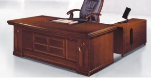 Brown Rectangular Wooden Office Table, Rs 25000 /unit, Outdoor Hub