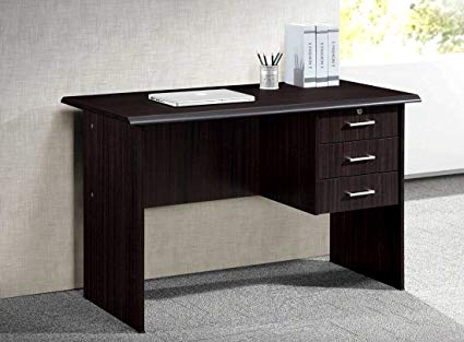 Royaloak Bell Office Table (Chocolate): Amazon.in: Home & Kitchen