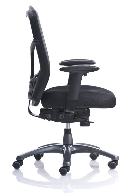 CAPRI | Value Mesh High-Back Executive Chair with Seat Slider