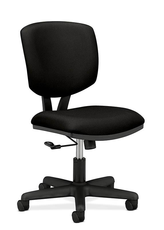 HON Volt Task Chair H5701 Black | Office Liquidators
