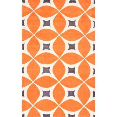 Orange - Area Rugs - Rugs - The Home Depot