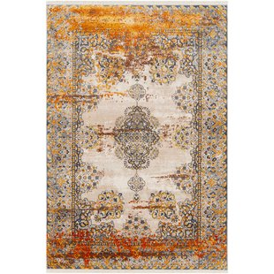 Burnt Orange Rugs | Wayfair