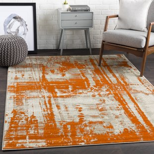 Modern Orange Area Rugs   AllModern