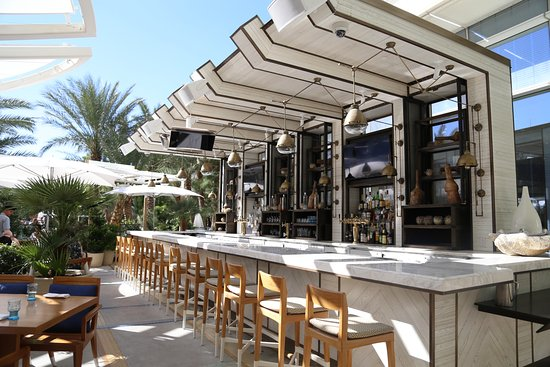 outdoor bar - Picture of Herringbone Las Vegas, Las Vegas - TripAdvisor