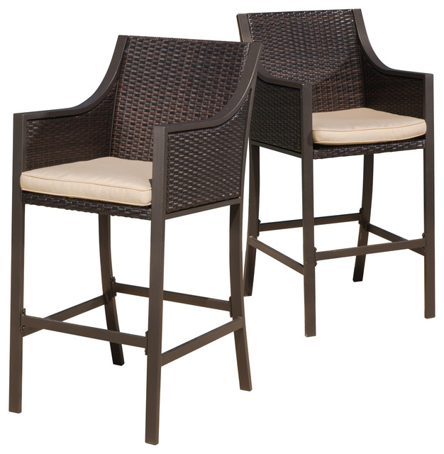 The usable outdoor bar stool
