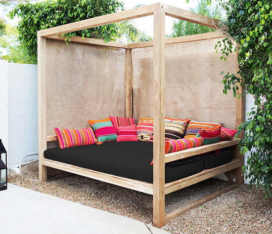 14 Outdoor Beds Perfect for Summer Naps