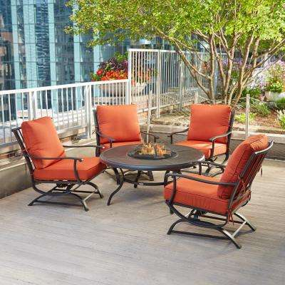 Fire Pit Sets - Outdoor Lounge Furniture - The Home Depot