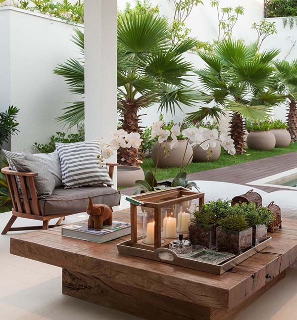 50 Amazing outdoor spaces you will never want to leave | Home Ideas