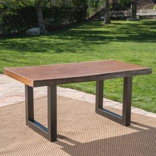 Modern Outdoor Dining Tables | AllModern