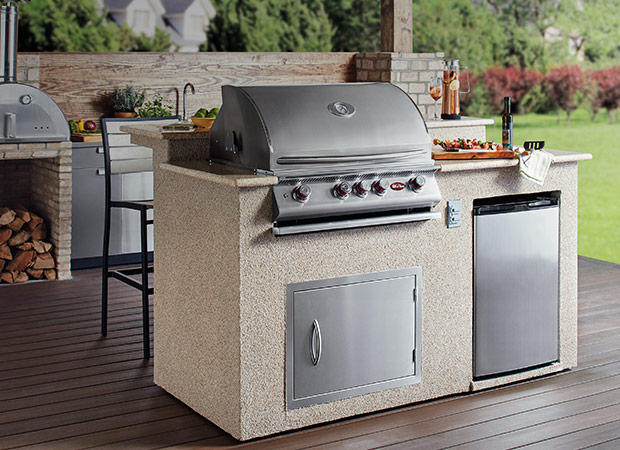 Outdoor Kitchens - The Home Depot