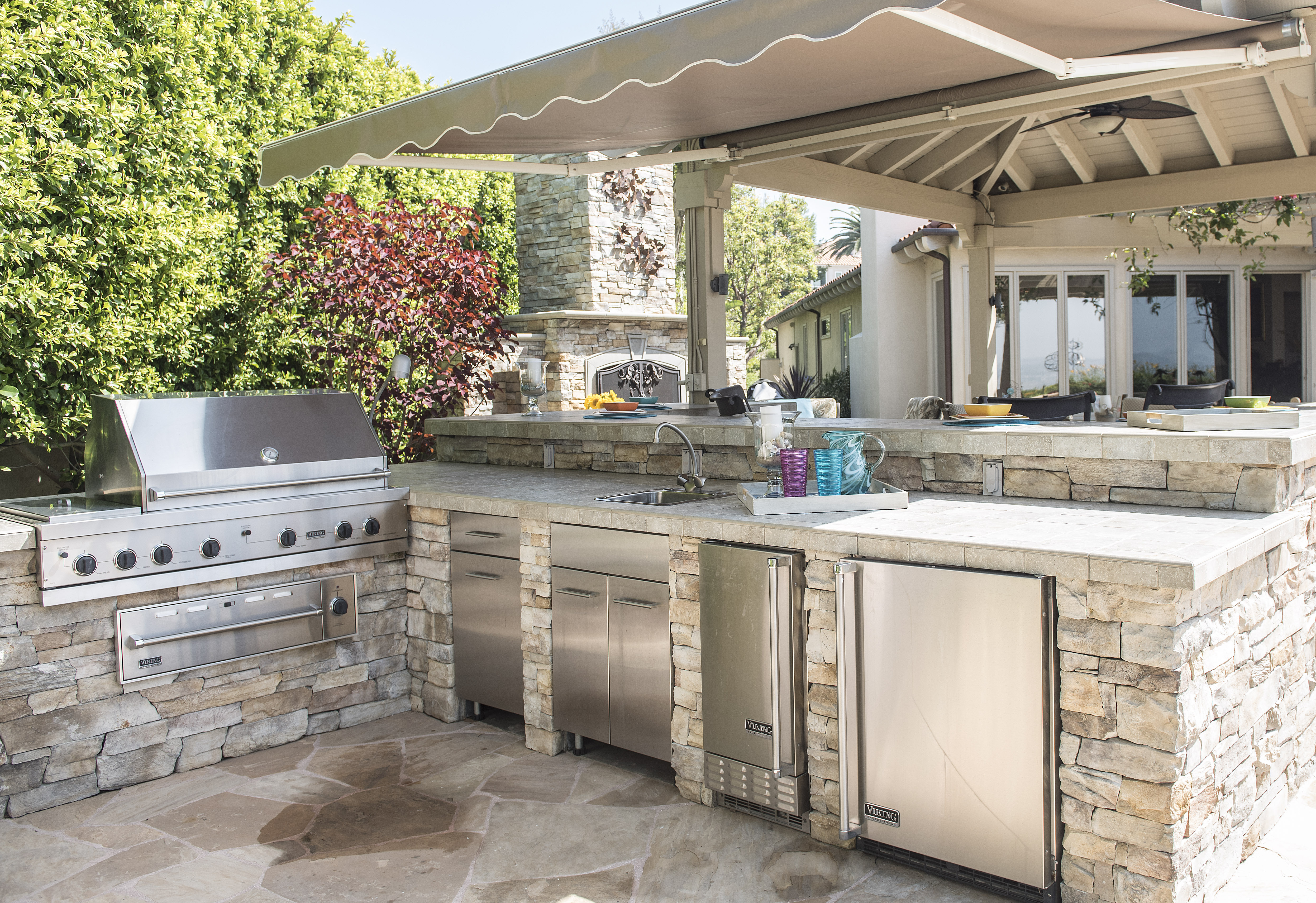 Options grow as cooks turn more to outdoor kitchens u2013 Orange County