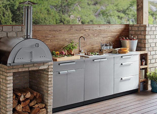 Maintaining your outdoor kitchen – CareHomeDecor