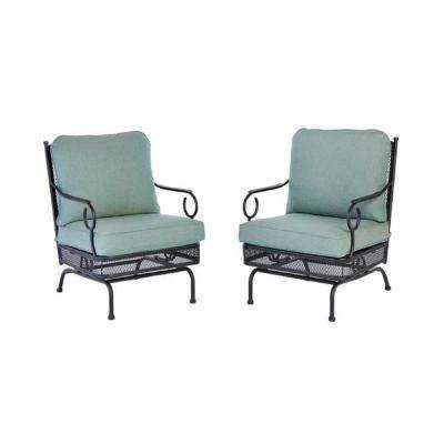 Rust resistant - Outdoor Lounge Chairs - Patio Chairs - The Home Depot